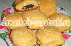 Песочно-дрожжевые булочки с маком