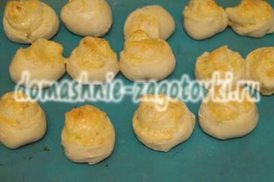 рецепт чесночных булочек