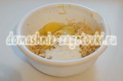 картофельное тесто