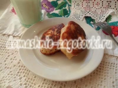 рецепт оладий