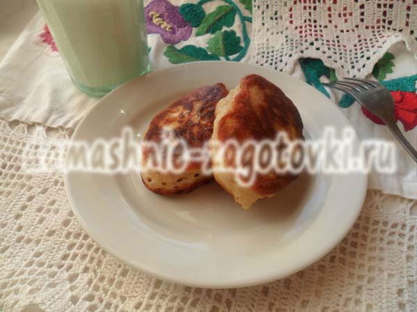 Оладушки на сметане без яиц рецепт с пошагово
