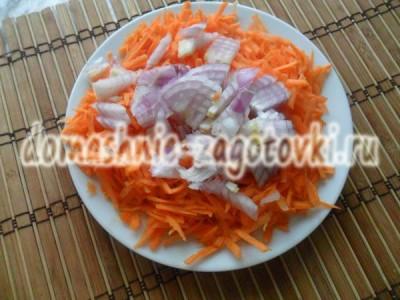 овощи для зажарки