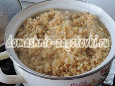 готовая пшеница