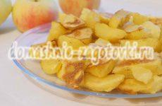 Как приготовить картофель дольками, запеченный в духовке со специями