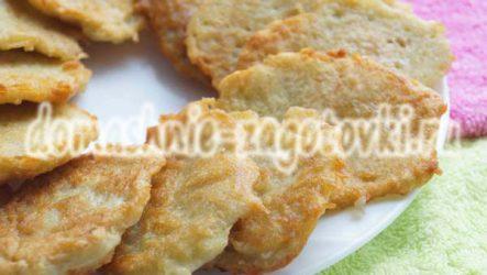 Картофельные драники по классическому рецепту