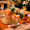 Что должно быть на столе на Новый год: сервировка, блюда