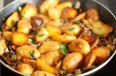 Как готовить грибы Дуньки