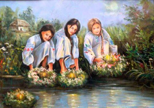 обряд воды на Ивана Купала