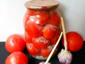 помидоры под снегом рецепт на зиму