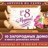 РЕЗУЛЬТАТЫ 184 тиража Золотой подковы