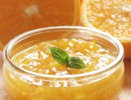 рецепт апельсинового варенья