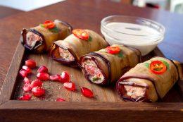 Миниатюра к статье Баклажаны с орехами: самые вкусные рецепты