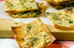 Миниатюра к статье Как приготовить чипсы из лаваша