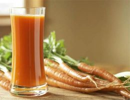 сок из моркови на зиму