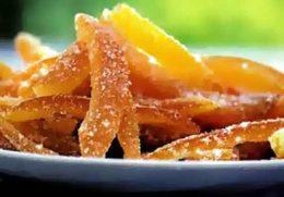 рецепт цукатов из арбузных корок