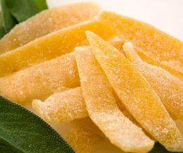 Миниатюра к статье Как приготовить лимонные цукаты