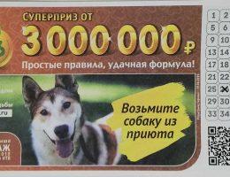 лотерея 6 из 36 тираж 190