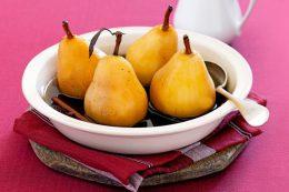 Миниатюра к статье Груши в сиропе— аппетитный летний десерт