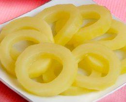 Миниатюра к статье Как заготовить ананасы из кабачков: оригинальный десерт на зиму