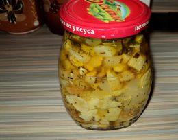 Миниатюра к статье Кабачки на зиму как грибы: оригнально и вкусно