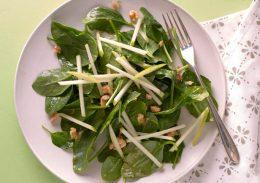 Миниатюра к статье Как приготовить шпинат, чтобы было и вкусно, и полезно