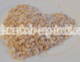 воздушный рис рецепт