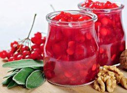 Миниатюра к статье Калина с сахаром, полезная заготовка на зиму