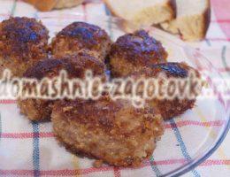 рецепт котлет из фарша свинины и говядины