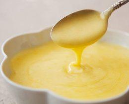 лимонный соус рецепт
