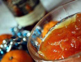 рецепт мандаринового варенья