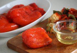 маринованные перцы рецепт
