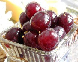 Миниатюра к статье Заготовка маринованного винограда