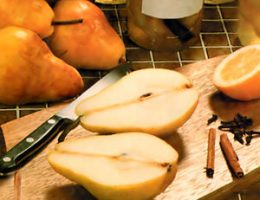 рецепт маринованных груш