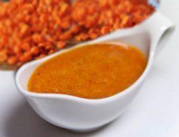 рецепт морковного соуса