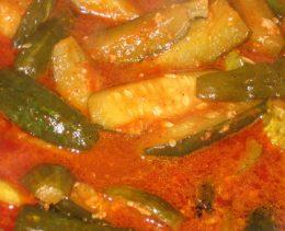 огурцы в томате рецепт