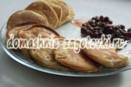 Миниатюра к статье Оладьи на сметане— прекрасная идея для завтрака