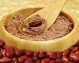 рецепт паштета из фасоли