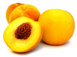 Миниатюра к статье Консервированные персики в сиропе