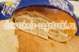 Миниатюра к статье Как приготовить пшеничный хлеб в духовке