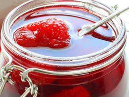 рецепт пятиминутки из клубники