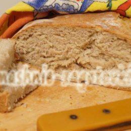 пшенично ржаной хлеб