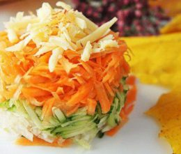 осенний салат на зиму