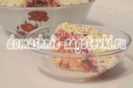 Миниатюра к статье Зимний салат из свеклы и соленых огурцов