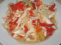 салат кубанский