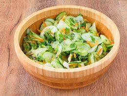 салат на зиму без стерилизации