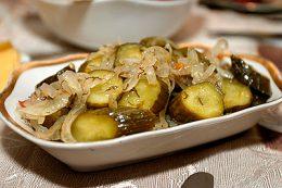 салат неженский на зиму