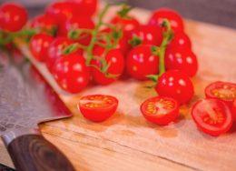 Миниатюра к статье Сладкие помидоры черри на зиму