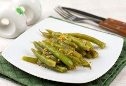 Миниатюра к статье Стручковая фасоль по-корейски: несколько аппетитных рецепта