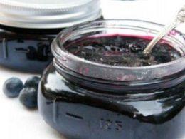 варенье из черники рецепт