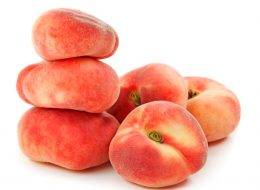 Варенье из инжирных персиков